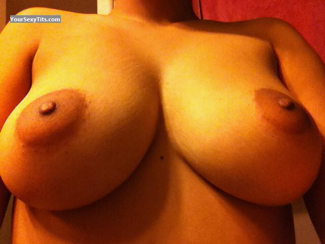 My Big Tits Selfie by Angel